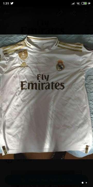 Imagen Camiseta Real Madrid 2020