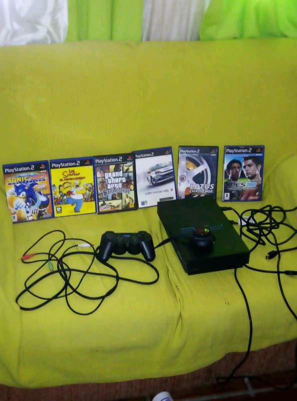 Imagen producto PlayStation 2 1