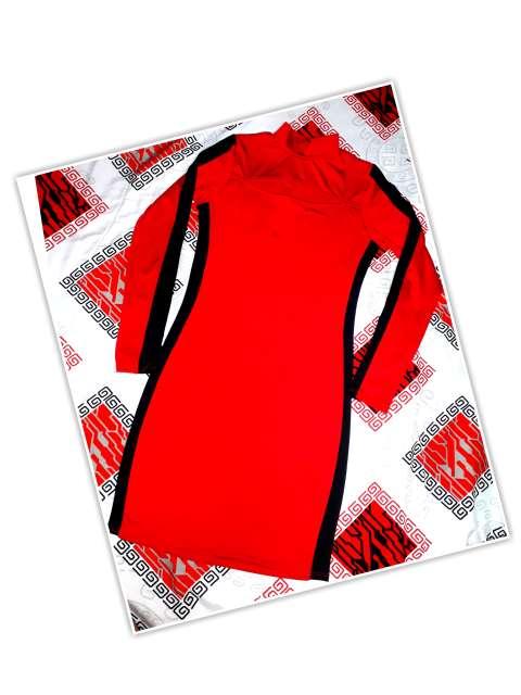 Imagen vestido rojo!!!