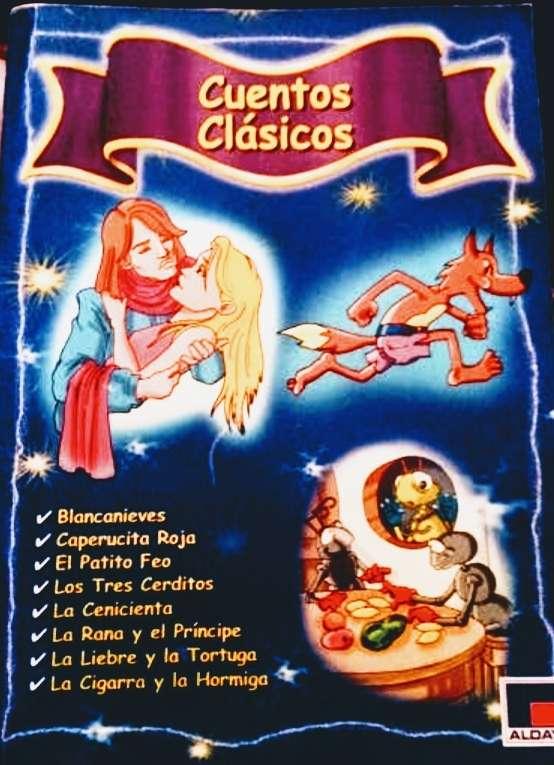 Imagen producto Cuentos Clásicos 1