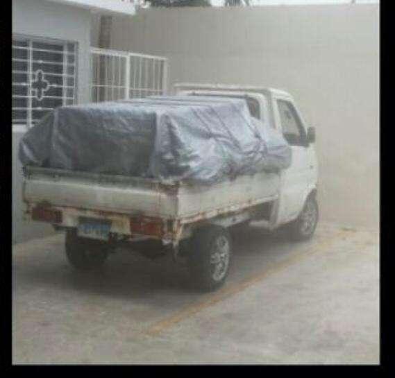 Imagen acarreo  Santo Domingo