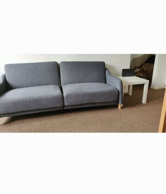 Imagen producto Sofabed and side table 4