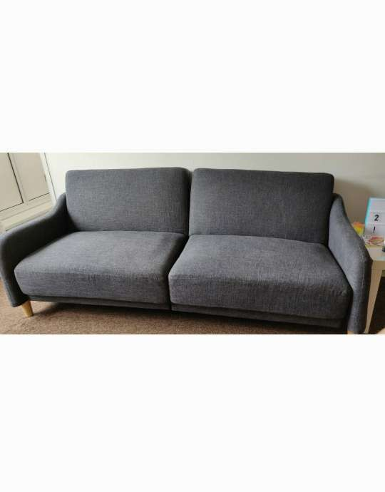 Imagen producto Sofabed and side table 3