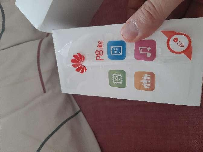 Imagen producto Huawei p8 lite semi nuevo 3