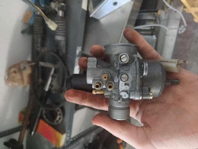 Imagen producto Carburador 12 dellorto 2