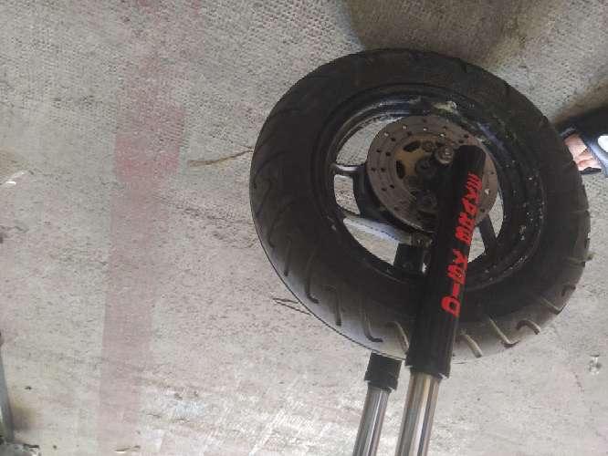 Imagen producto Direccion jog r + rueda al 80%  3