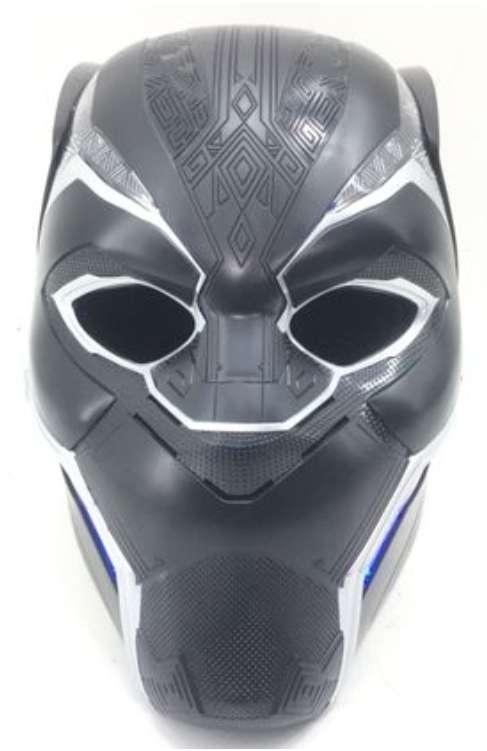 Imagen producto Máscara Black Panther  Hasbro De Marvel Legends 4