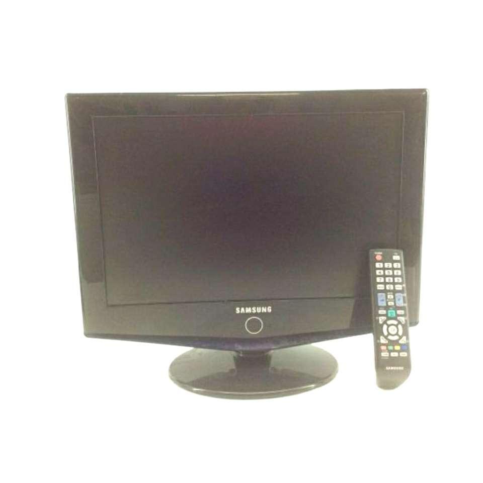 Imagen Televisor Samsung LCD, TV 19