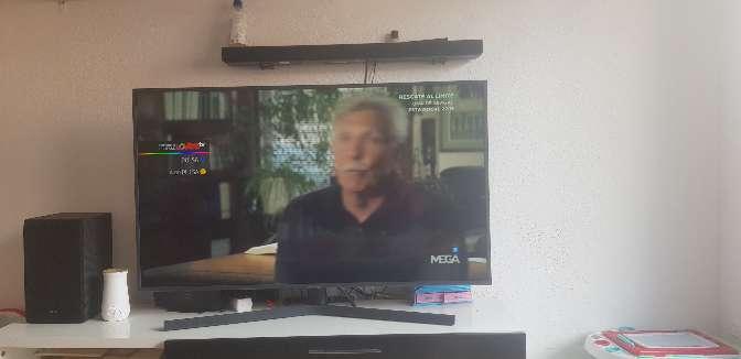 Imagen televisión Samsung de 50 pulgadas