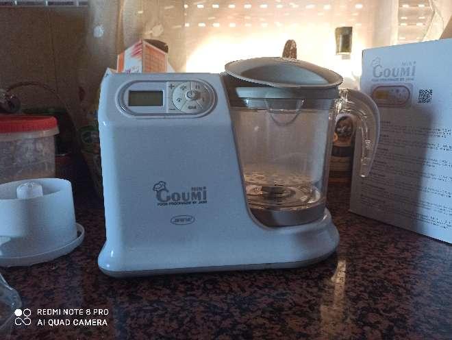 Imagen Robot cocina mini goutmi