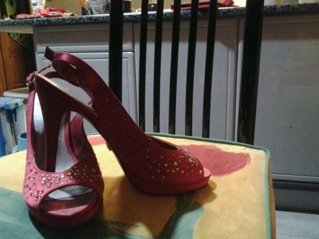 Imagen zapato tacon t.38