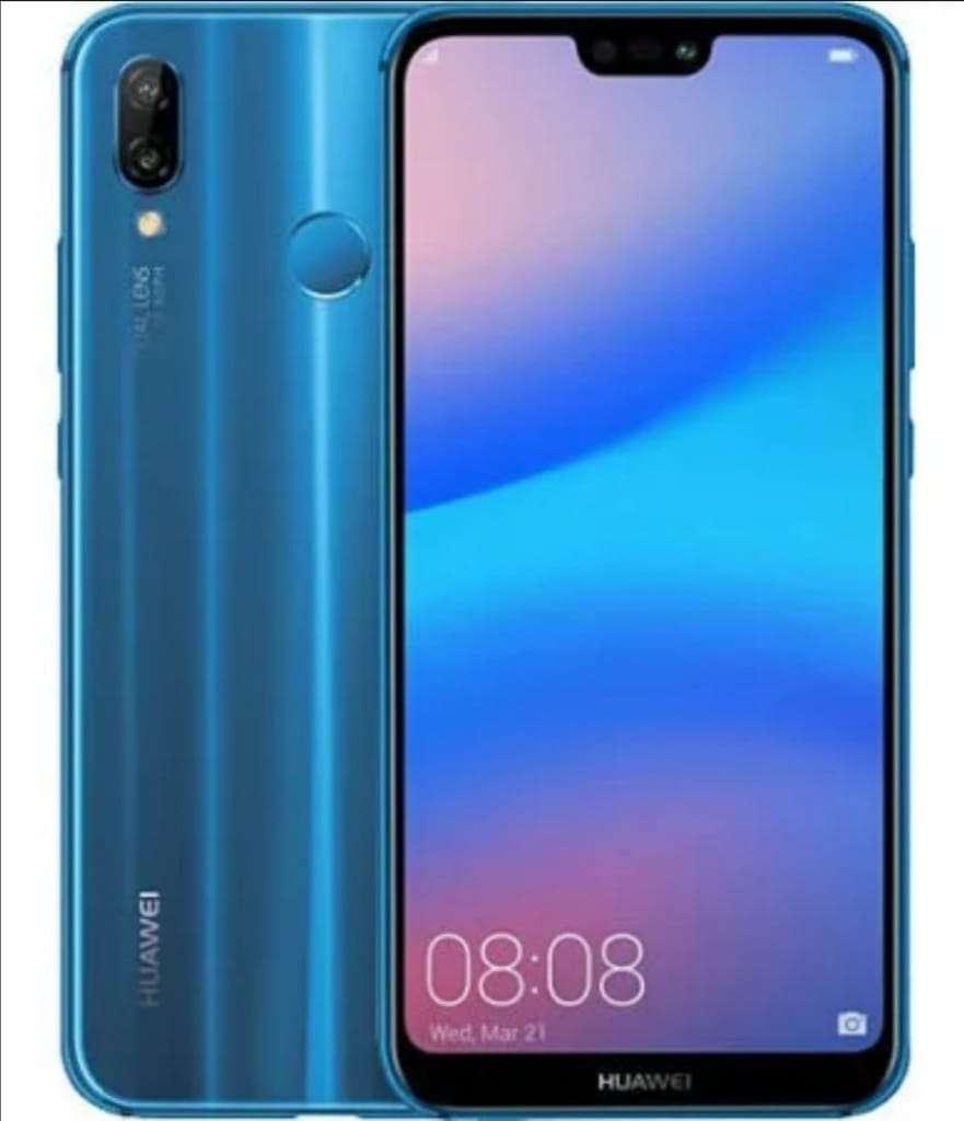 Imagen Vendo Huawei P20 Lite Azul Espejo