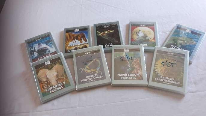 Imagen producto DVDs a 2€ x cinta SEMINUEVOS 1