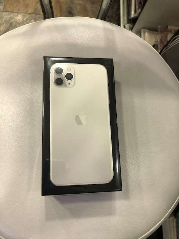 Imagen Iphone 11 pro max silver