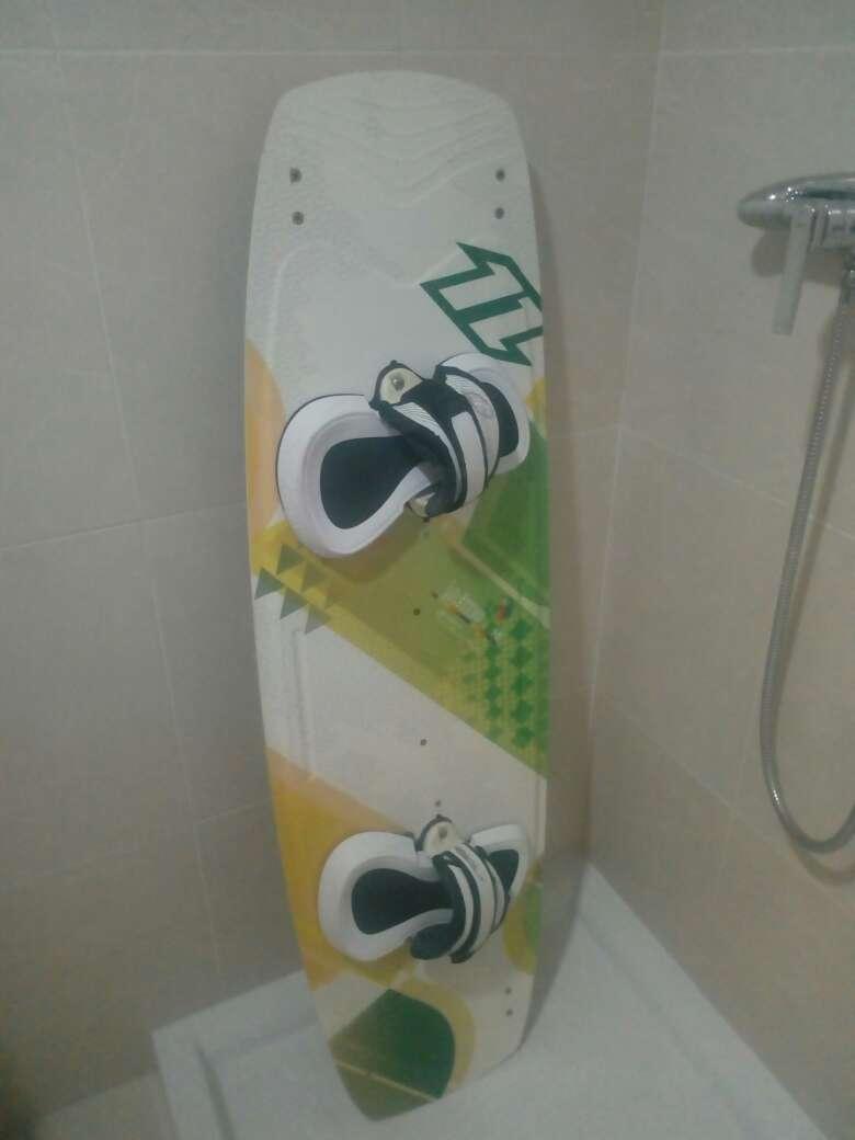 Imagen tabla kiter surf carbon