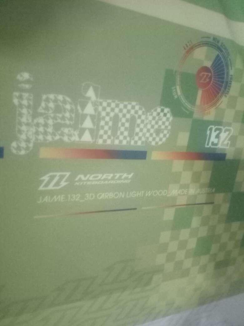 Imagen producto Tabla kiter surf carbon 2