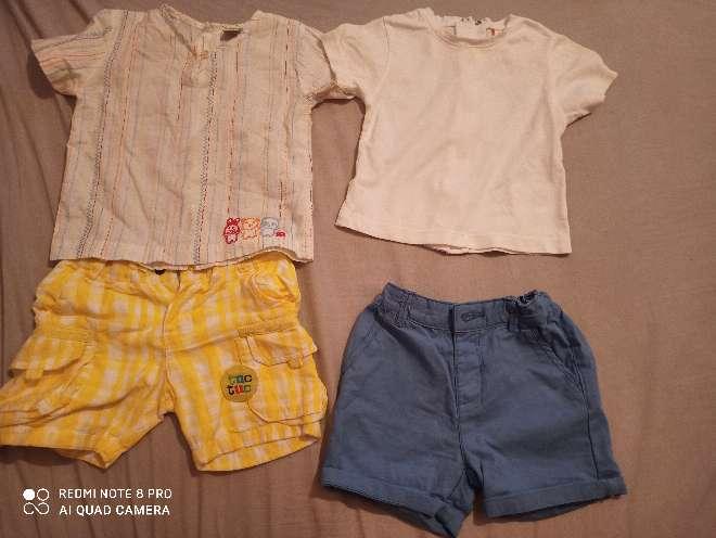 Imagen Lote ropa bebes