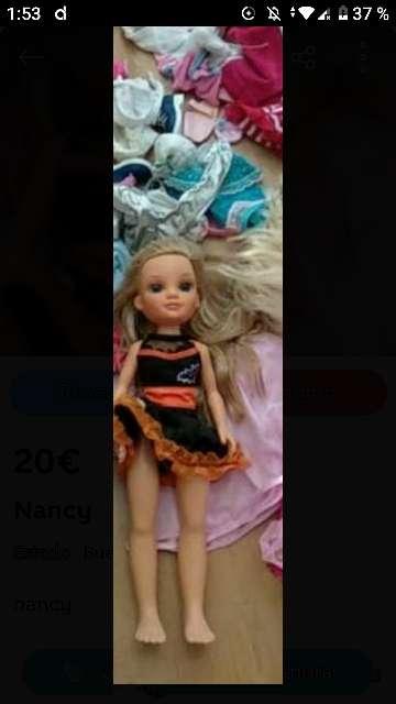 Imagen Nancy casi nueva