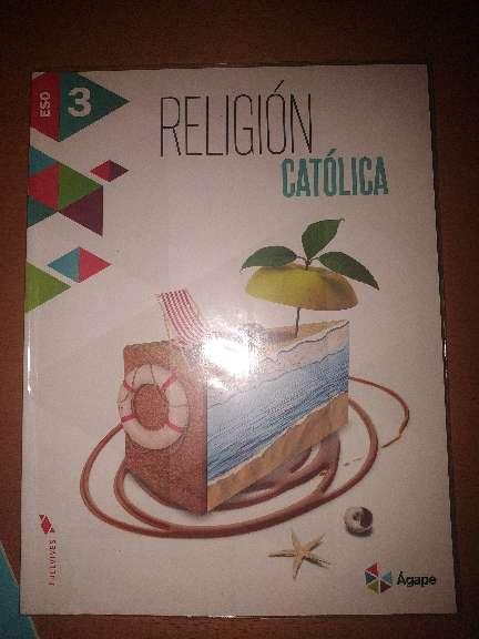 Imagen Pack libro de texto y religión por proyectos 3°ESO