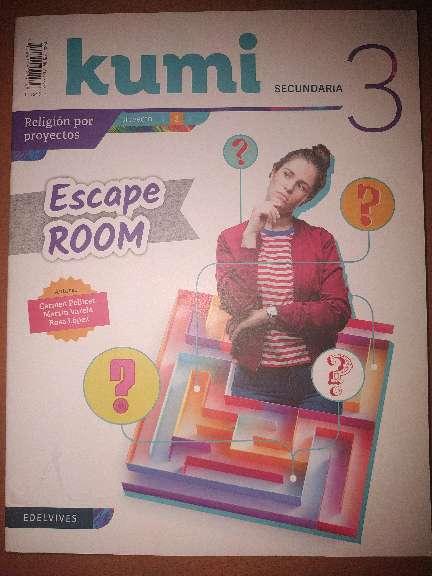 Imagen producto Pack libro de texto y religión por proyectos 3°ESO 3