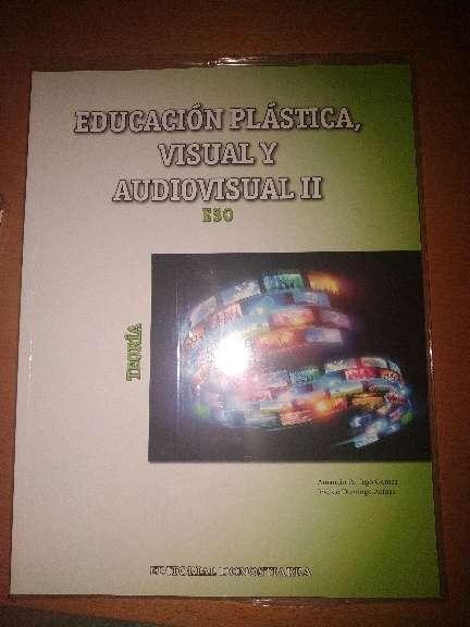 Imagen producto 2 libros: Pack teoría y ejercicios Plástica 3ESO  3