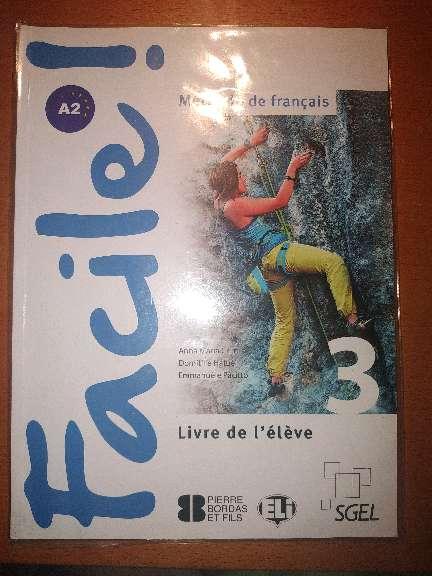 Imagen Pack libro de texto y de actividades Francés 3°ESO