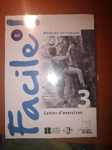 Imagen producto Pack libro de texto y de actividades Francés 3°ESO 3
