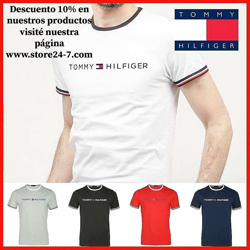 Imagen camiseta Tommy Hilfiger