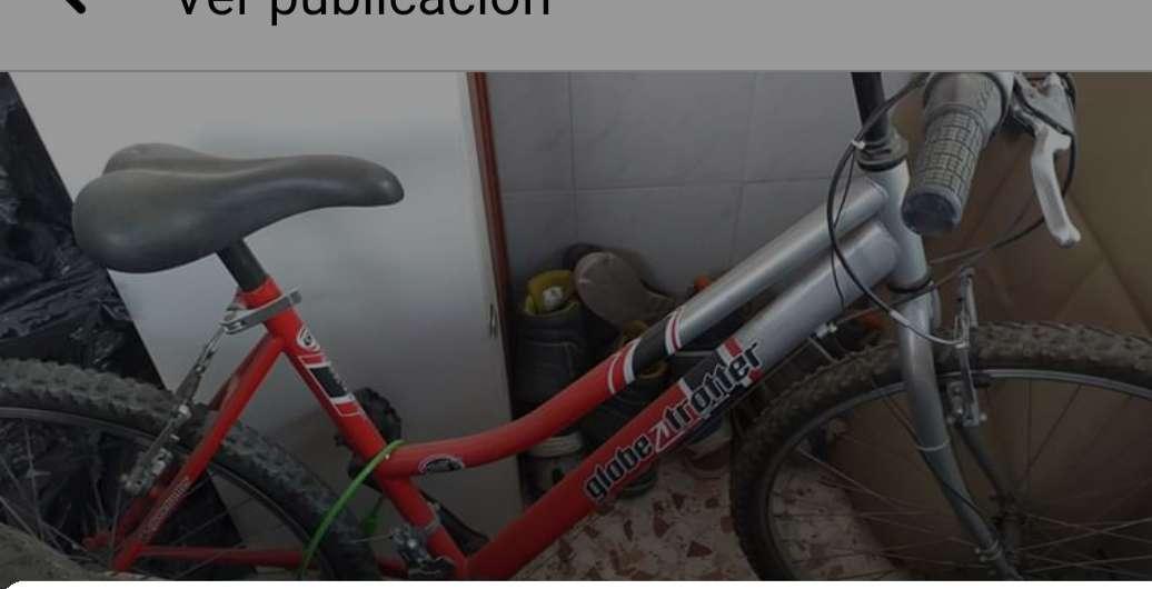 Imagen  vendo bici en buen estado