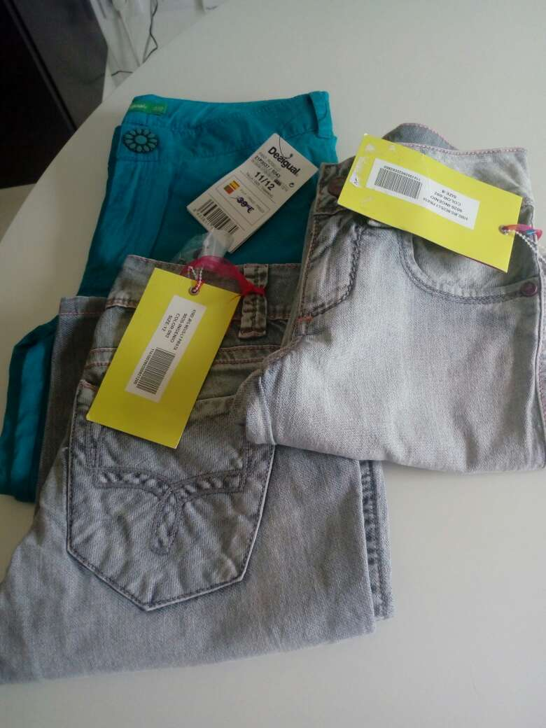 Imagen producto Pantalons piratas 2