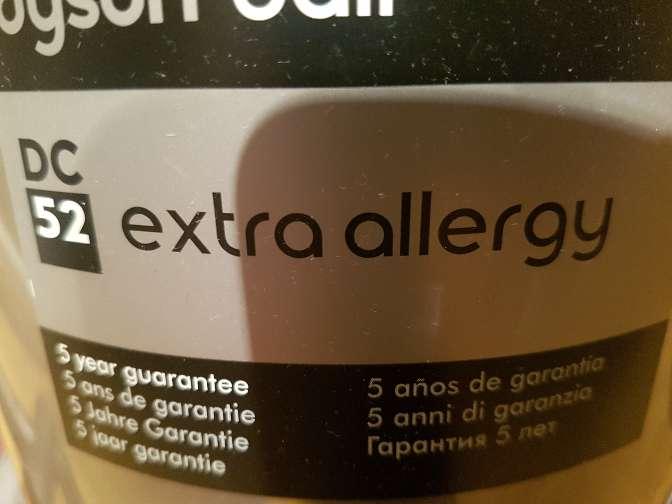 Imagen producto Asiprador Dyson dc52 Extra Allergy 4