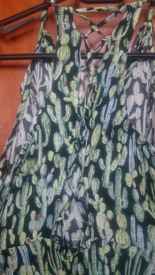 Imagen producto Vestido veraniego mujer/niña  2