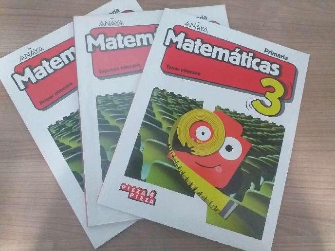 Imagen producto Libros para 3 de primaria  3