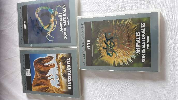 Imagen producto DVDs a 2€ x cinta SEMINUEVOS 4