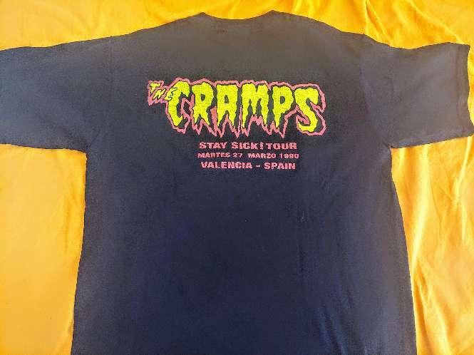 Imagen Camiseta The Cramps!!