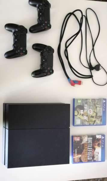Imagen producto PlayStation 4  2