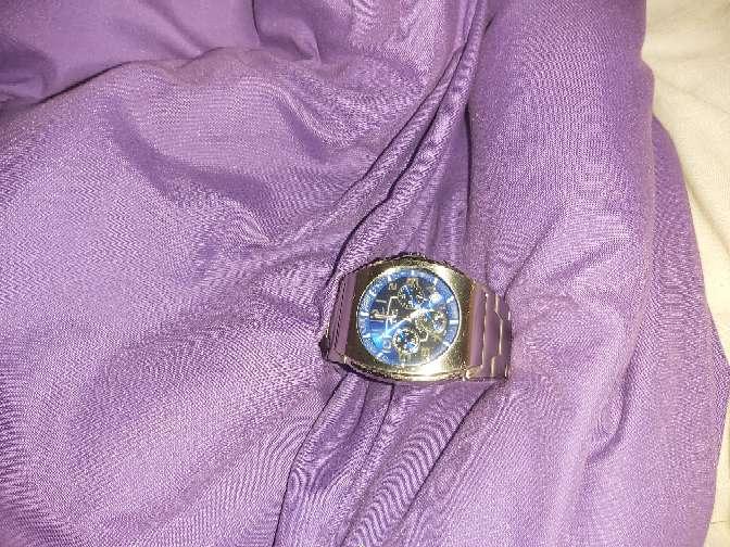 Imagen reloj pulsera lotus caballero modelo 15254