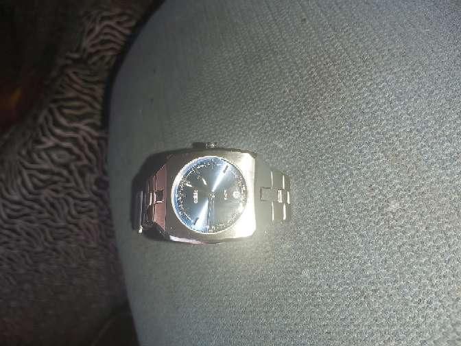 Imagen se vende reloj pulsera acero adidas
