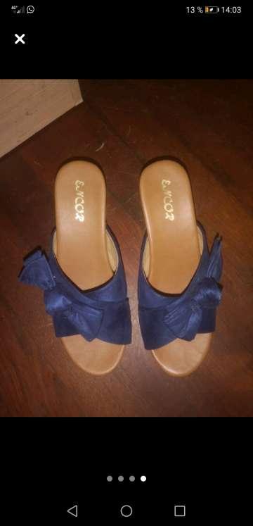 Imagen producto Zapatos azul 1