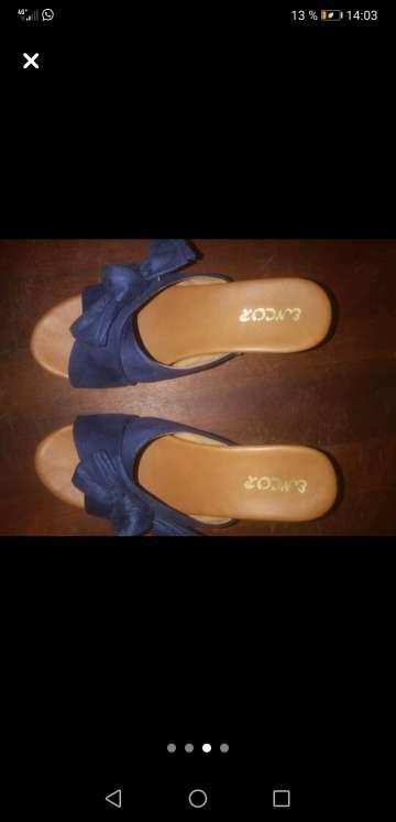 Imagen producto Zapatos azul 2