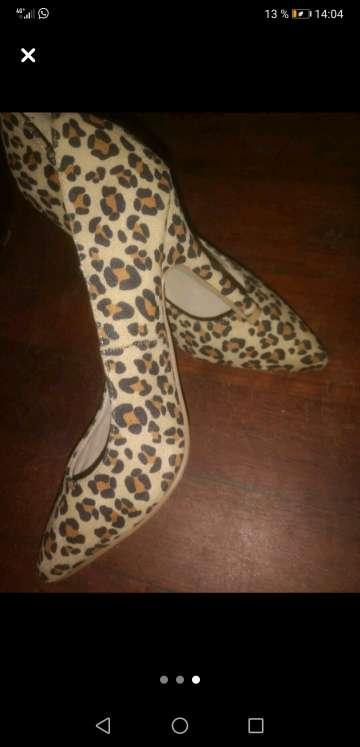Imagen Zapatos de leopardo