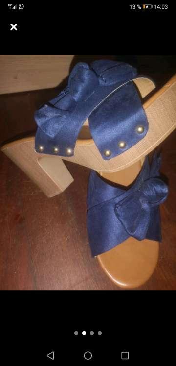 Imagen producto Zapatos azul 3
