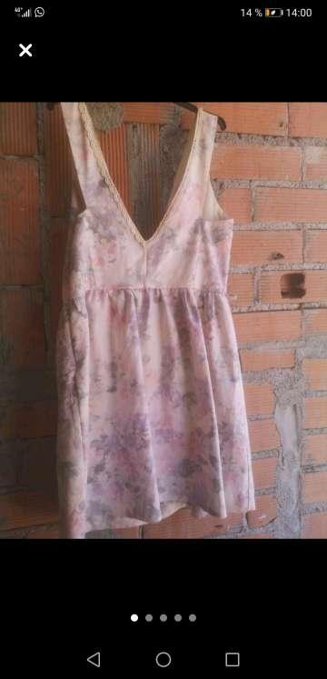 Imagen producto Vestido flores jockey 3