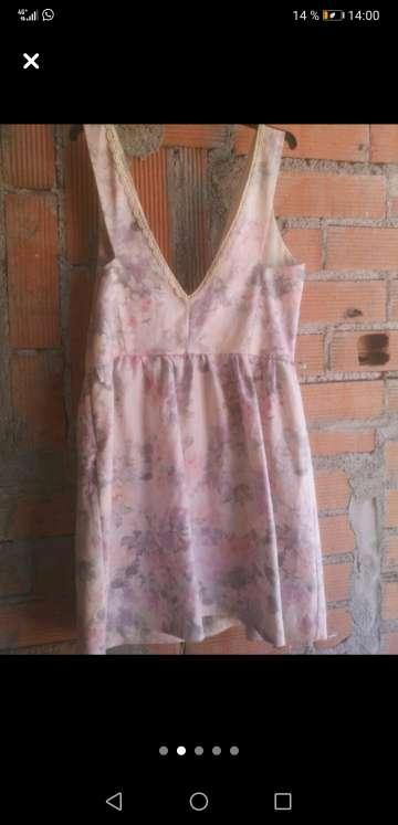 Imagen producto Vestido flores jockey 2