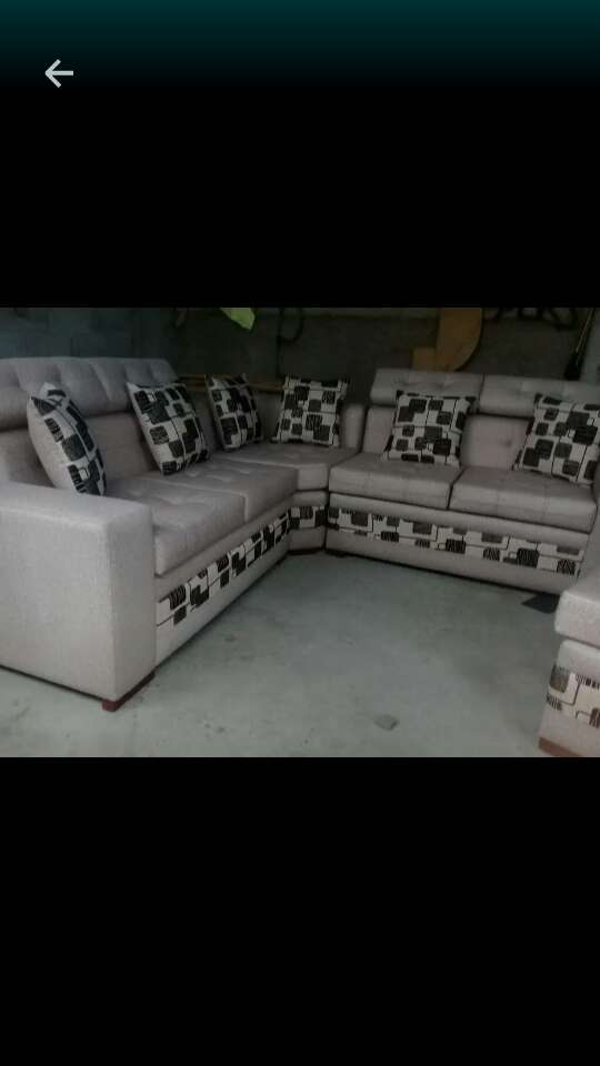 Imagen muebles de sala grande