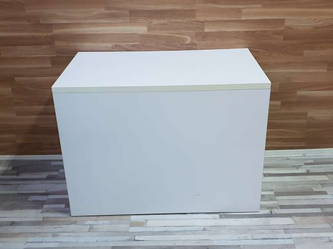 Imagen producto Mesa escritorio blanca  4