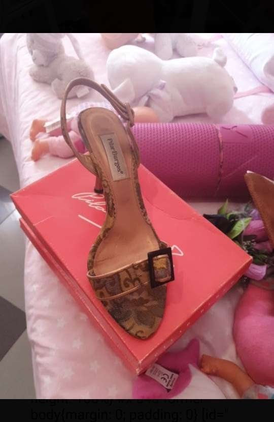 Imagen producto Zapatos de pilar burgos 5