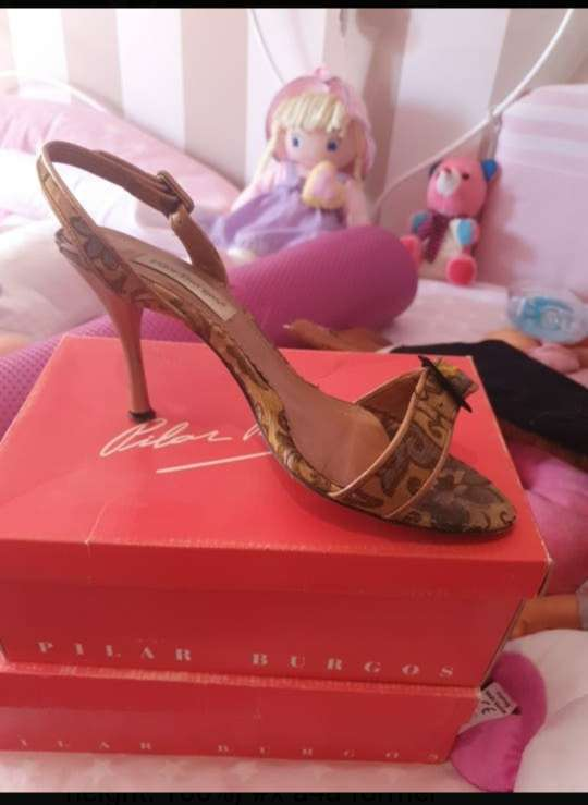 Imagen producto Zapatos de pilar burgos 2