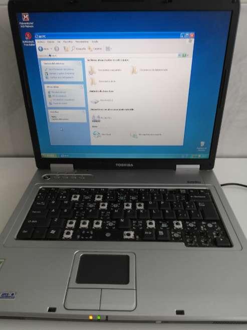 Imagen producto Ordenador Toshiba para piezas o para arreglarlo  1