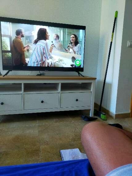 Imagen televisor td systems 50 pulgadas